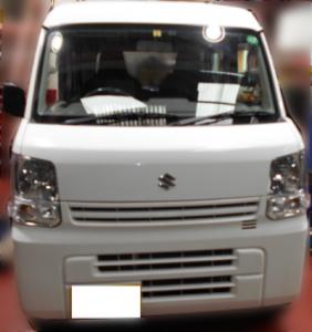 エブリィDA17V車両