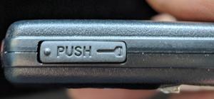 トヨタスマートキー鍵の抜き方